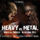Orks vs Zwerge Blogtour