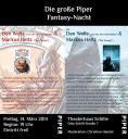 Piper Fantasy Lesenacht 2014