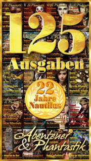 125 Ausgaben Abenteuer & Phantastik!