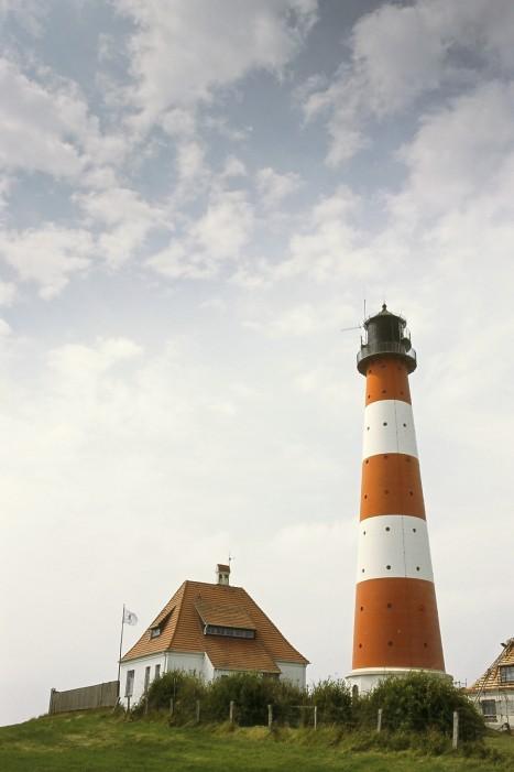 Leuchtturm Westerheven