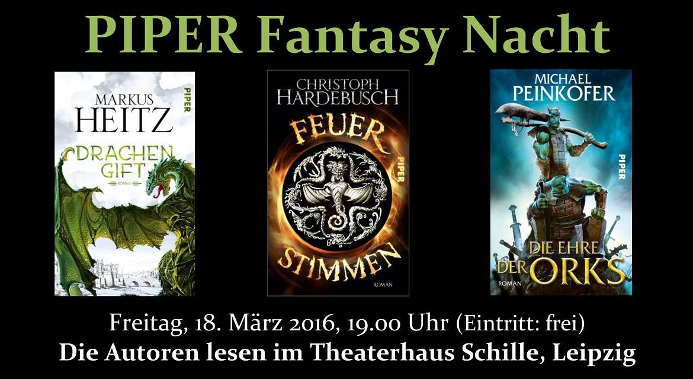 Piper Fantasy Nacht 2016