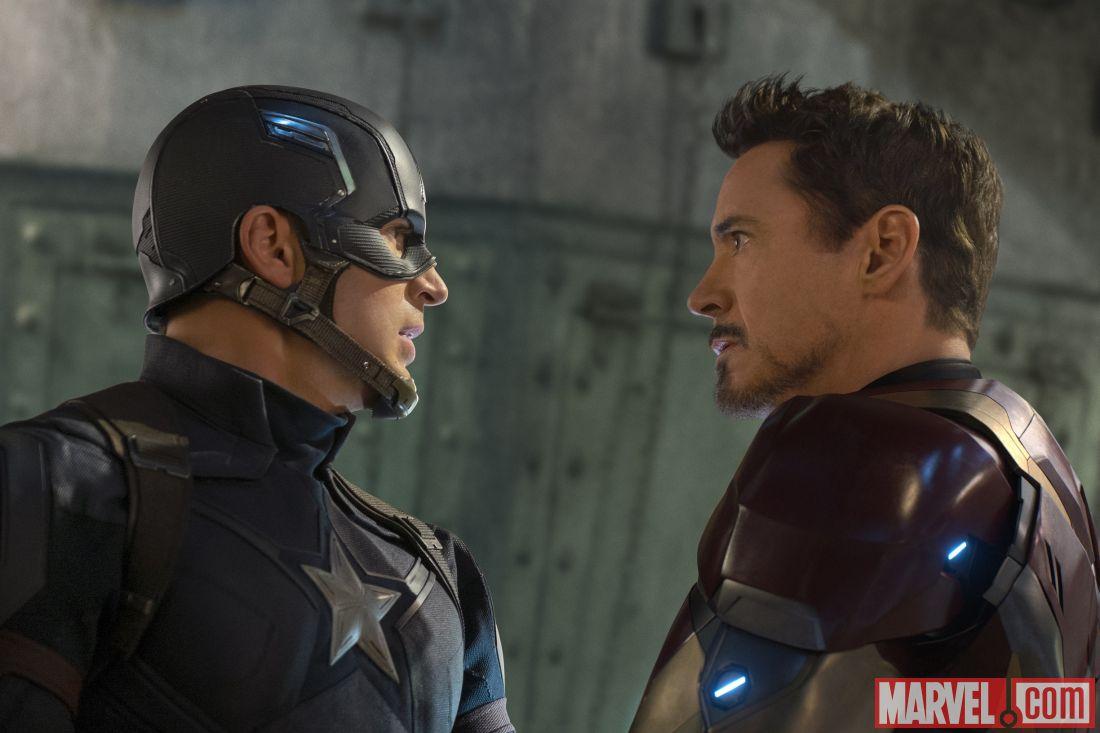 Tony gegen Steve