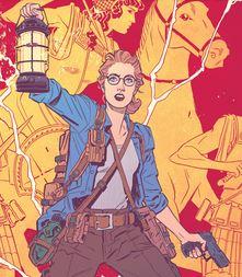 Wonder Woman - Das erste Jahr: Barbara Ann Minerva