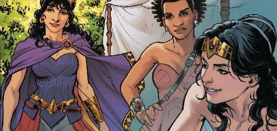 Wonder Woman - Das erste Jahr: Themyscira