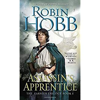 Hobb - Assassins Apprentice