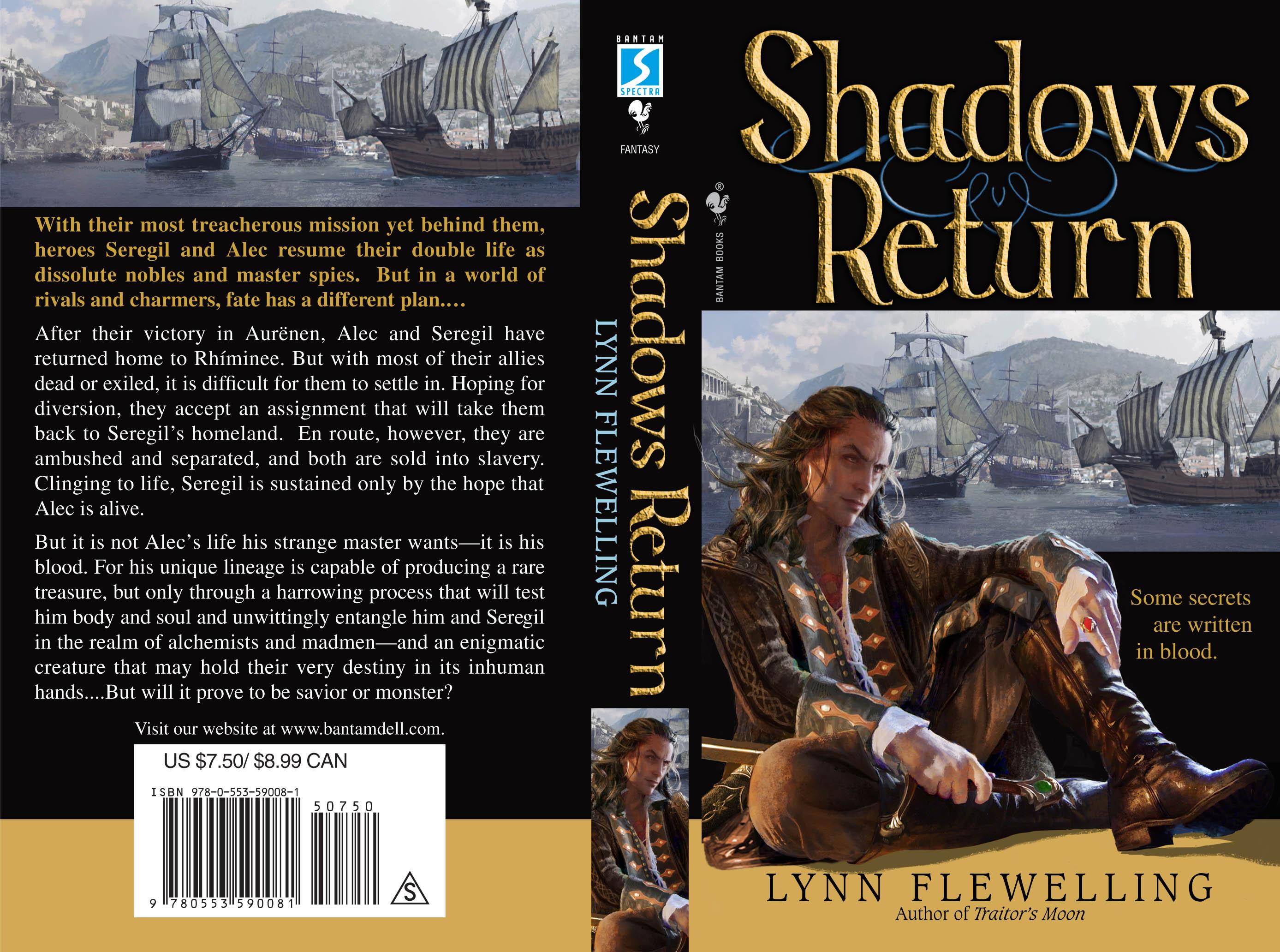 Shadows Return (US-Cover)