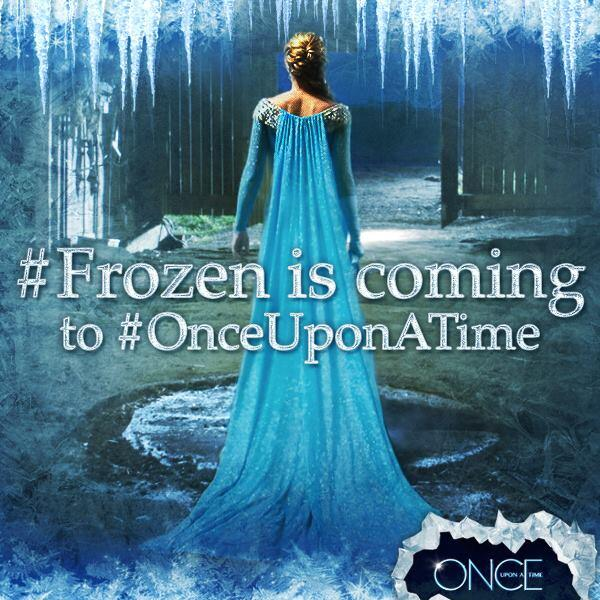 Frozen is coming