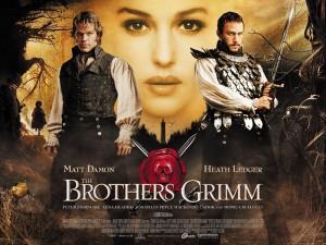 Brothers Grimm Plakat