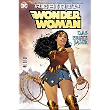 Wonder Woman - Das erste Jahr