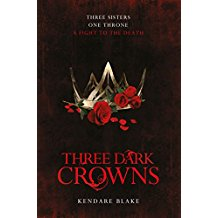 Three Dark Crowns UK