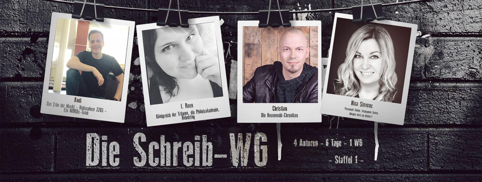 Die Schreib-WG Staffel 1
