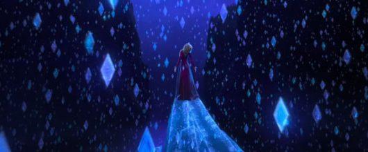 Frozen 2 Szene