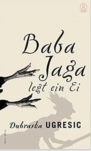 Baba Jaga legt ein Ei