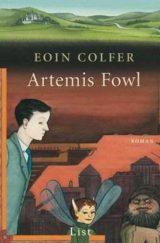 Artemis Fowl 1 Buch